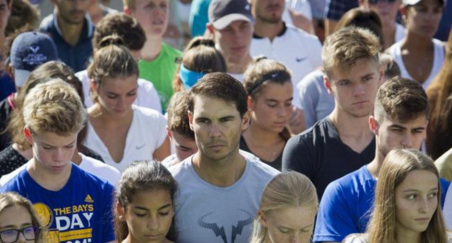 Federer Hails 'Super-Inspiring' Nadal For Spain's Flood Help