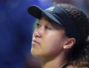 Tearful Osaka Retires From WTA Finals