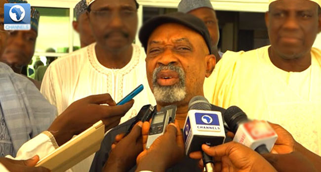 Minimum Wage: 'Nigeria Still A Third World Country', Ngige Reacts To US Comparison