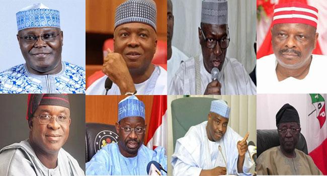 Atiku, Kwankwaso, Saraki, Nine Others Jostle For PDP Presidential Ticket