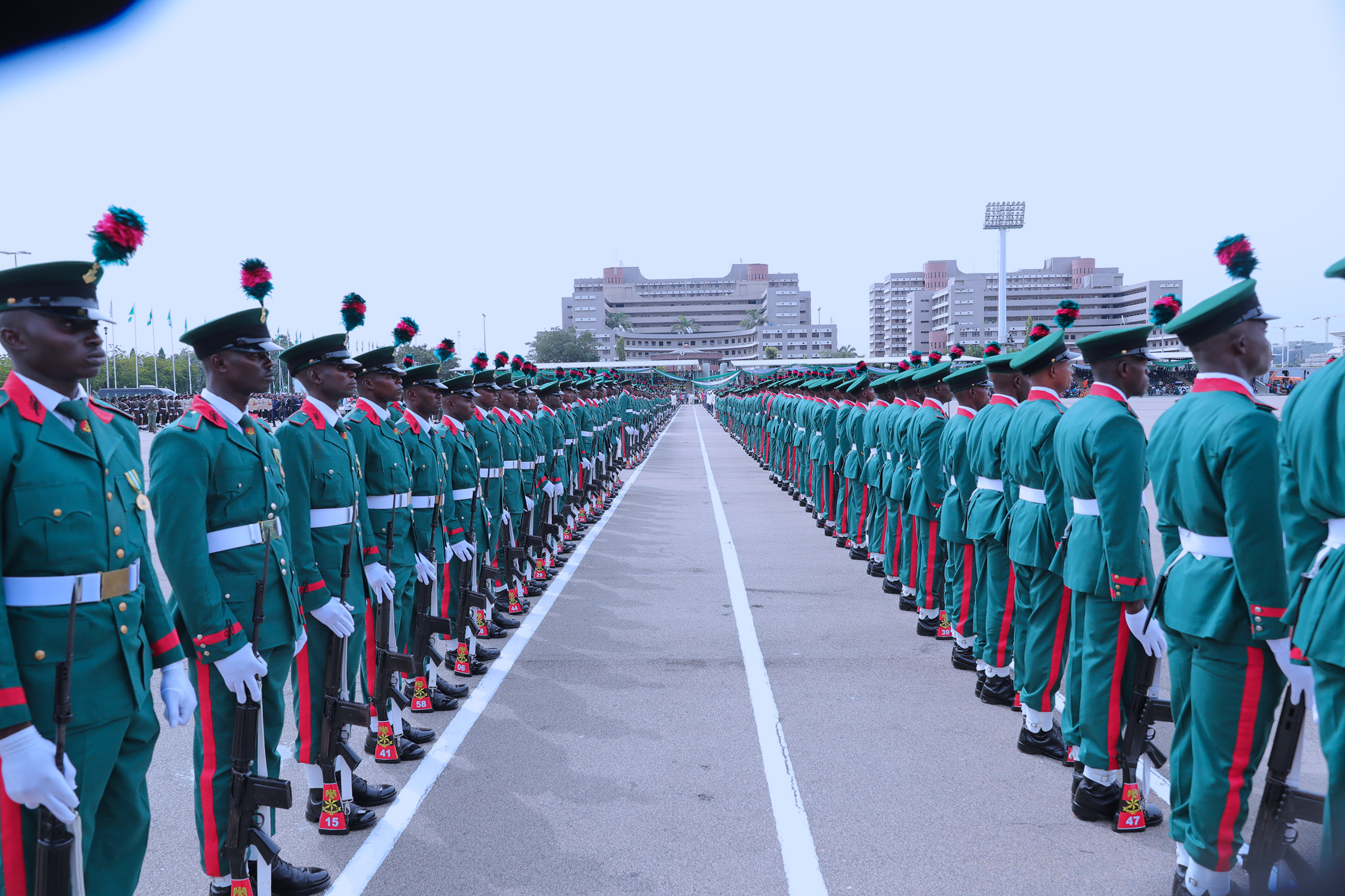 Independence Day Anniversary Parade In Photos – Channels Television