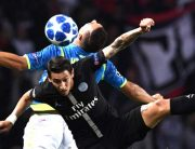 Di Maria Stunner Grabs Point For PSG Against Napoli