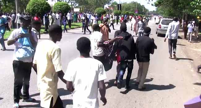 Again, Shiites Clash With Security Operatives In Abuja