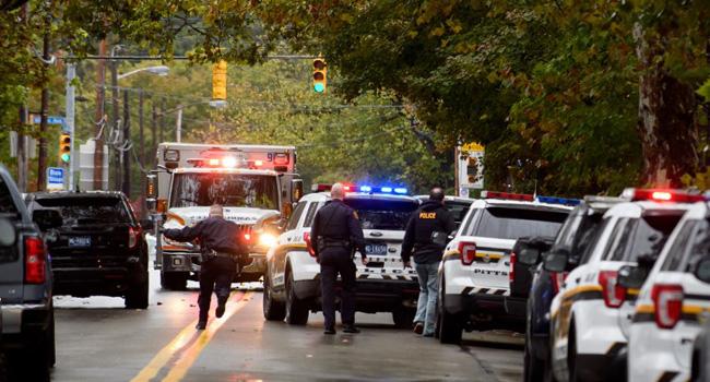 'Multiple Injuries' In Fresh US Shooting