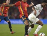 Sterling Shines As England Beat Spain 3-2
