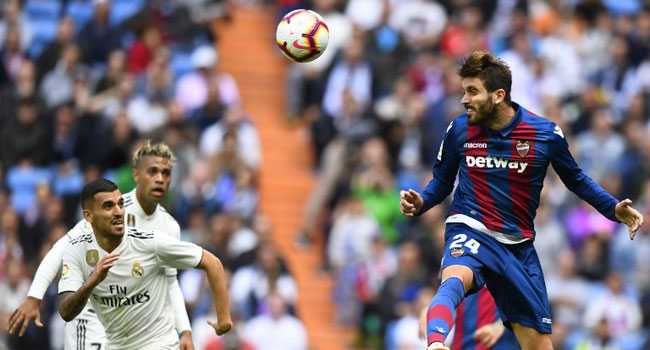 Madrid's Lopetegui Under Pressure Over Loss To Levante ...