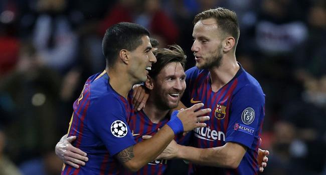 'Nothing Surprises Me Anymore,' Says Messi Lamenting Suarez Departure