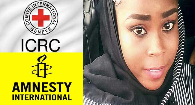 ICRC, Amnesty International, Others Condemn Killing Of Second Aid Worker