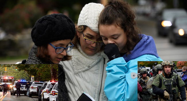 US Synagogue Victims Remembered As Devoted Community Anchors