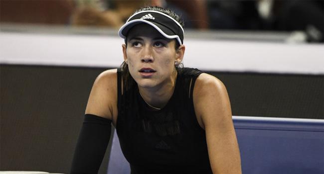 Muguruza Calls For More Women's Tennis On Tv