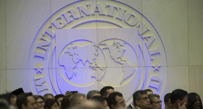 US-China Trade War Sparks IMF Global Growth Cut Warning