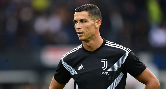 Juve's Ronaldo doubtful for Ajax clash - Allegri