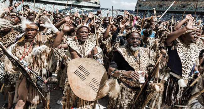 Zulu King Wants His Land Excluded From S.Africa Reform