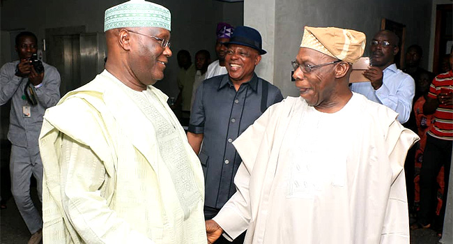 [FULL TEXT] You Have The Capacity To Perform Better Than Buhari As President, Obasanjo Tells Atiku