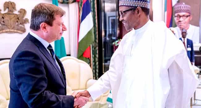 Buhari Blames Past Govts For Nigeria's Infrastructural Deficit