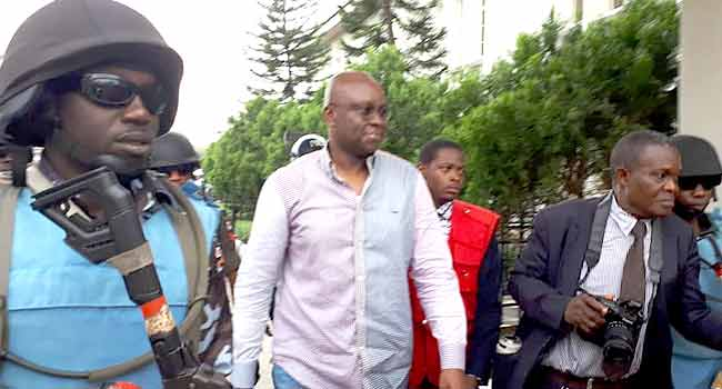 Alleged Money Laundering: Court Adjourns Fayose's Trial To July 2