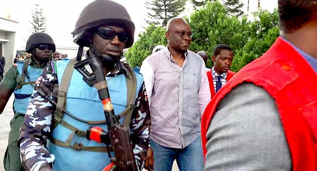 Alleged N6.9bn Money Laundering: Court Grants Fayose Permission To Travel Abroad