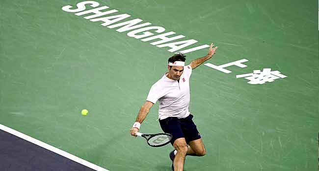 Federer Stunned By 13th Seed Coric In Shanghai Semis