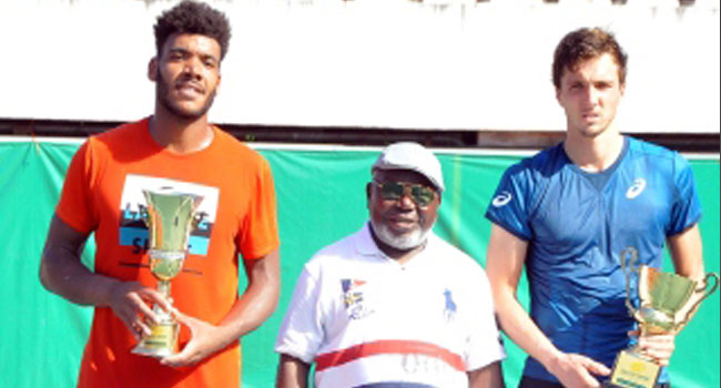 Foreign Players Dominate First Leg Of Lagos Open
