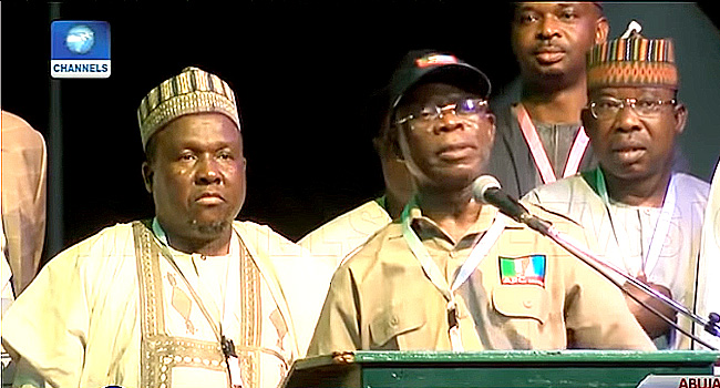 2019 Elections: We Are Ready For Campaigns, Oshiomhole Tells Opposition