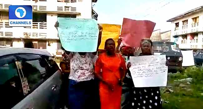 Families Of Police Officers Lament Demolition Of Their Homes