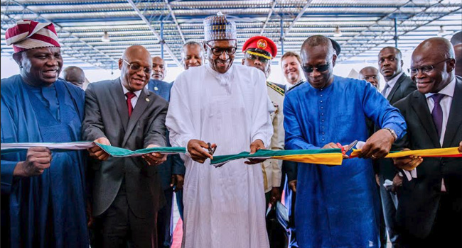 Seme-Krake Border Will Increase Cooperation Between Nigeria, Benin – Buhari