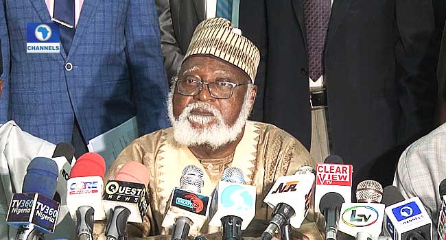 Political Parties To Sign Peace Accord Ahead Of 2019