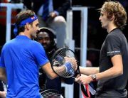 Ball Boy Fumble Overshadows Zverev Win Over Federer At ATP Finals