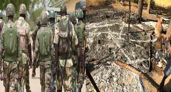 Boko Haram kills Islamic cleric, wife, 3 kids, 8 others