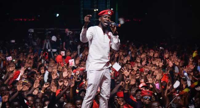 Bobi Wine Charged With 'Annoying' Ugandan President
