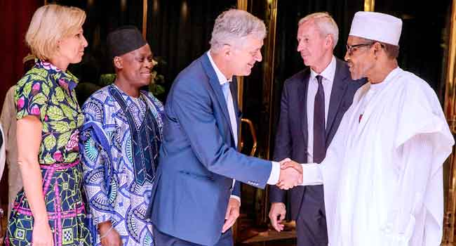 Buhari Promises To Revive 'Good Old Days' In Cotton Industry