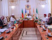 Let's Revive Our Collective Effort Against Terrorism, Buhari Challenges LCBC Leaders