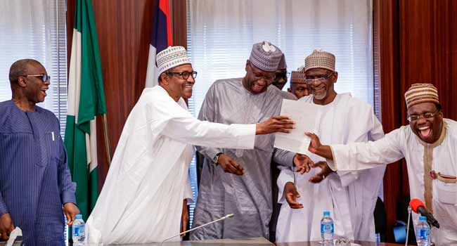 Gen. Yar'Adua And I Wrote WASC, Joined Army Together – Buhari