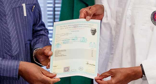 Buhari's WAEC Certificate Is 'Fake, Of No Effect' – PDP