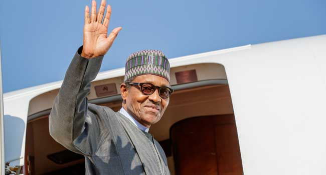 Buhari leads Nigeria delegation to Paris Peace Forum