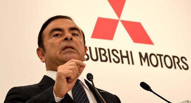 Mitsubishi Motors Sacks Ghosn As Chairman