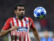 Costa Returns To Training Ahead Of Atletico, Barcelona Clash