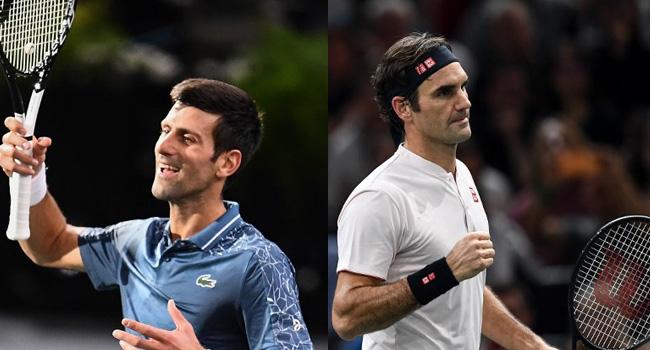 Djokovic Hails 'Phenomenal Achievement', Federer Three Wins From 100th Title
