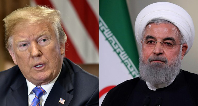 Iran Declares US 'State Sponsor Of Terrorism'
