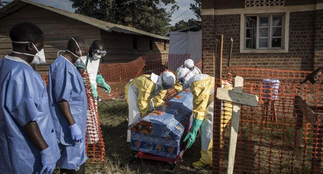 Ebola Patient In DR Congo City Of Goma Dies