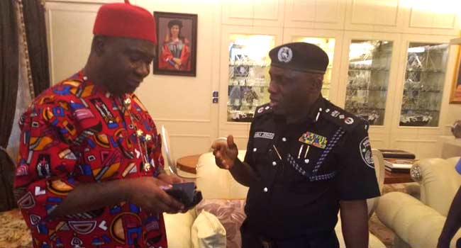 Attack On Ekweremadu's House Is A Case Of Burglary – Police
