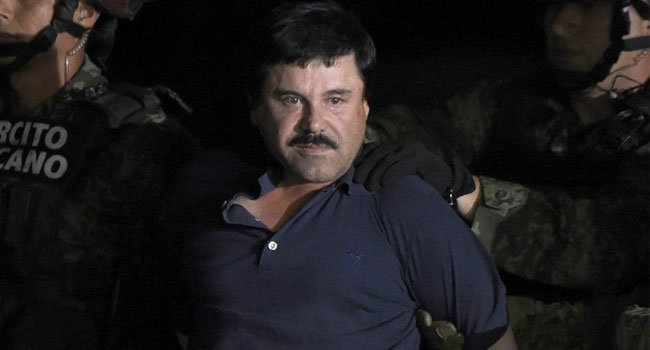Mexican President Accused As Defense Opens El Chapo Trial