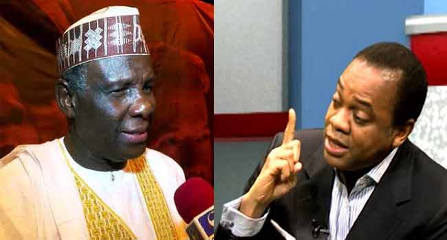Jerry Gana Asks Court To Disqualify Donald Duke As SDP Presidential Candidate