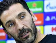 Buffon Says Champions League Return Against Napoli Is Like Electric Shock