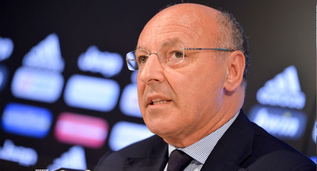 Inter Welcome Rejected Juventus CEO Marotta