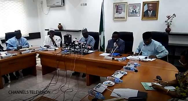 FG Inaugurates Seven-Man Panel To Probe NHIS Boss