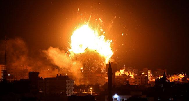 Palestinian Killed In Israel Strike