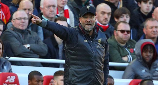 Beware Of Everton Threat, Klopp Warns Liverpool Players
