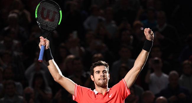 Djokovic Suffers Shock Defeat As Khachanov Wins Paris Masters