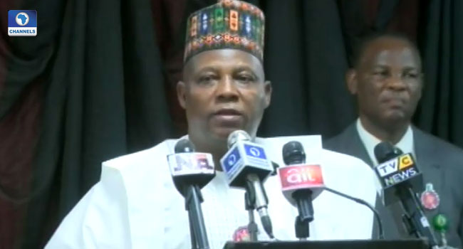 Shettima Calls For Holistic Approach In Tackling Security Challenges